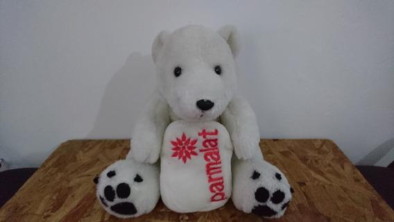 Pelúcia Urso Polar Parmalat