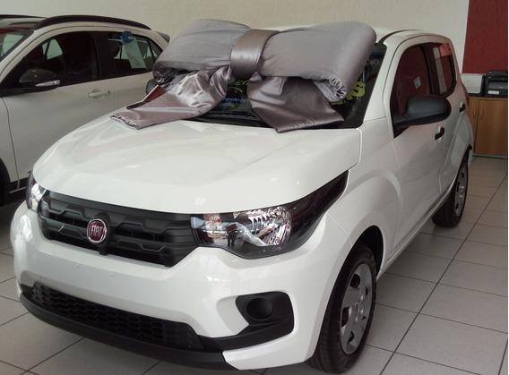 Fiat Mobi Like 0 Km, Na Concessionária