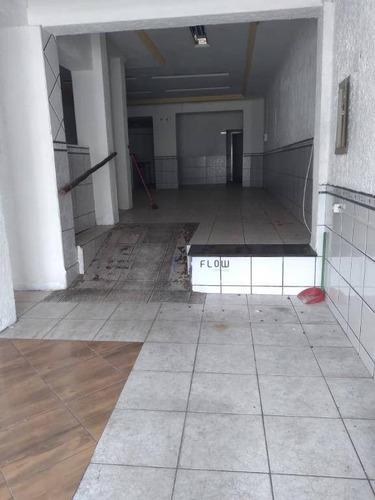 Imagem 1 de 16 de Loja Para Locação De 151 M² Por R$ 8.000/mês - Santa Cruz - Lo0434