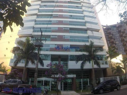Imagem 1 de 26 de Apartamento Com 3 Dormitórios À Venda, 204 M² Por R$ 1.390.000 - Opera House - Jardim Petrópolis - Londrina/pr - Ap0159
