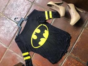 Playera Batman Nueva Mujer