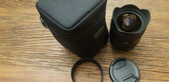 Lente Sigma Dc 8-16mm