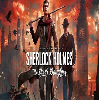 Sherlock Holmes: The Devil - Steam / Entrega Inmediata
