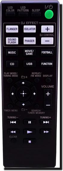 Controle Sony Rm-amu163 Shake 7 Shake 5 Mhc-gpx88