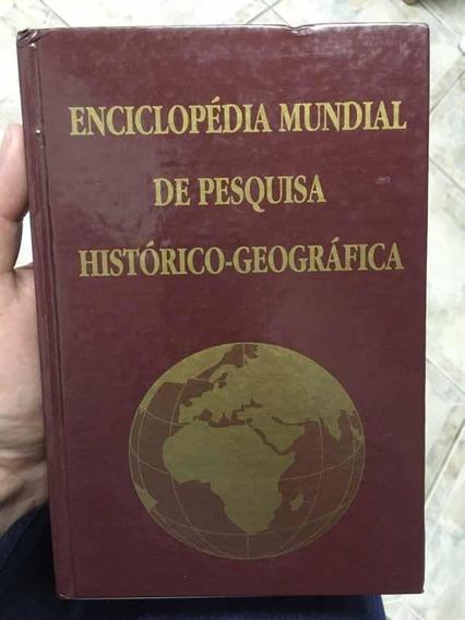 Enciclopédia Mundial De Pesquisa Histórico Geográfica