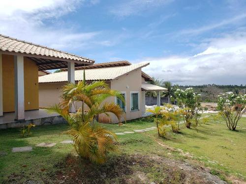 Imagem 1 de 12 de Casa Em Barra Do Jacuípe, Camaçari/ba De 90m² 2 Quartos À Venda Por R$ 310.000,00 - Ca979026