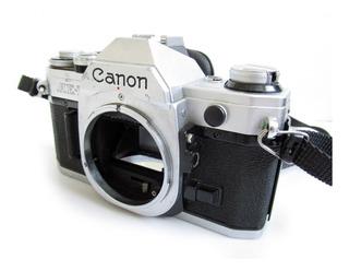 Cámara Fotográfica Canon Ae-1 Análoga Réflex Envío Gratis