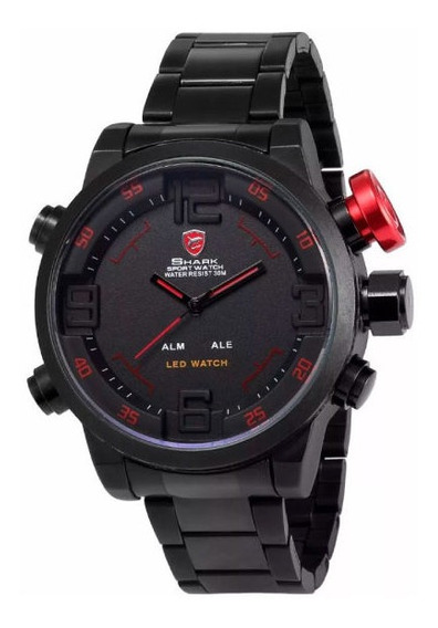 Relógio Shark Masculino Sh105