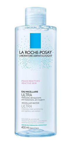 La Roche Posay Agua Micellar Ultra Pieles Reactivas X 400 Ml