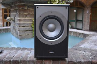 Subwoofer Infinity Primus Ps 8 Oportunidad