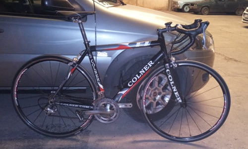 Bicicleta De Ruta Colner F1.