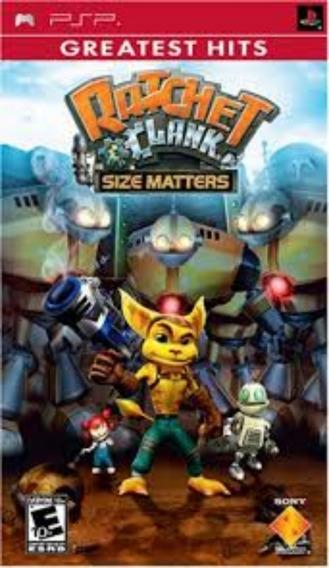 Jogo Ratchet & Clank: Size Matters