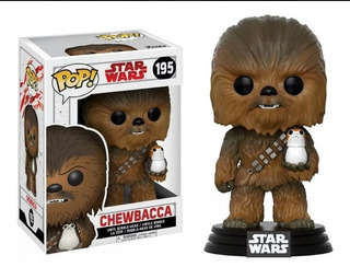 Funko Pop Chewbacca #195 Star Wars