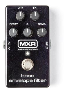 Pedal Mxr Bass Envelope Filter M-82 Efecto Para Bajo