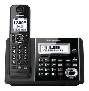 Teléfono inalámbrico Panasonic KX-TGF343 negro