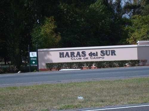 Venta De Lote En Haras Del Sur Ruta 2 Km 69