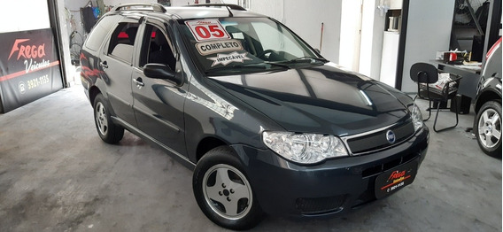Fiat Palio Weekend 1.8 Hlx Flex 5p 2005