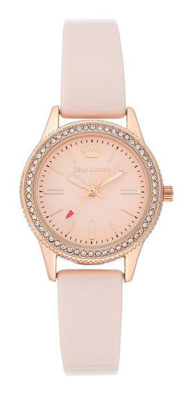 Reloj Juicy Couture Silicon Correa Rosa