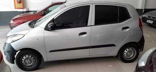 Hyundai I10 Gl  2008 Motor1.1 U$s 6700  Permuta Financia