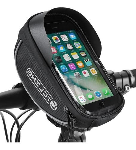 Bolsa De Teléfono Wotow Para Bicicleta