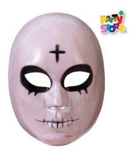 Mascara Careta Cruz. X1 Halloween
