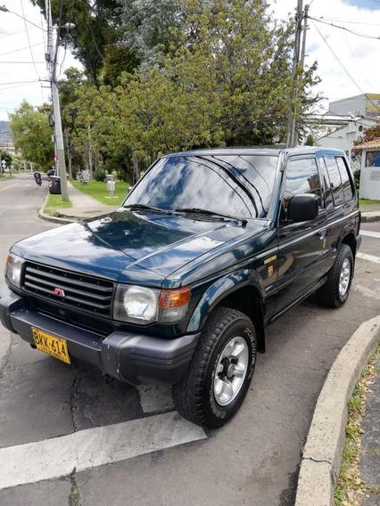 Mitsubishi Montero Hard Top 2400 1998 1998