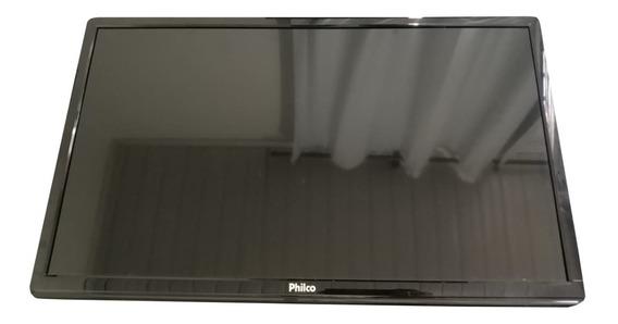Frontal Completa Tv Philco Ph22d16d C/ Aro Funcionando 100%