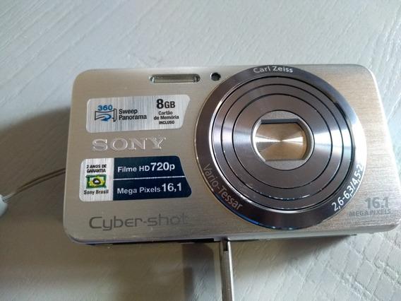 Câmera Digital Sony Dsc-w630