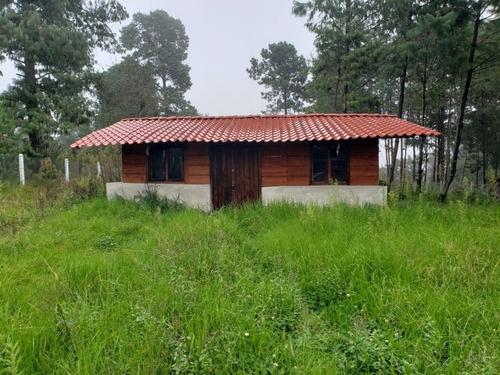 Imagen 1 de 14 de Vendo Cabaña En Zacatlan, Puebla