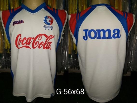 Camisa Regata Olímpia Honduras Joma Coca Cola .