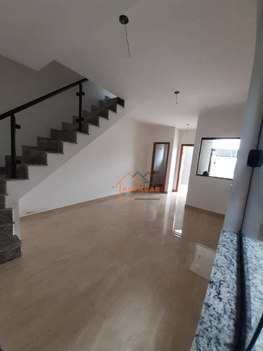 Sobrado Com 2 Dormitórios À Venda Por R$ 335.000,00 - Jardim Penha - São Paulo/sp - So0167