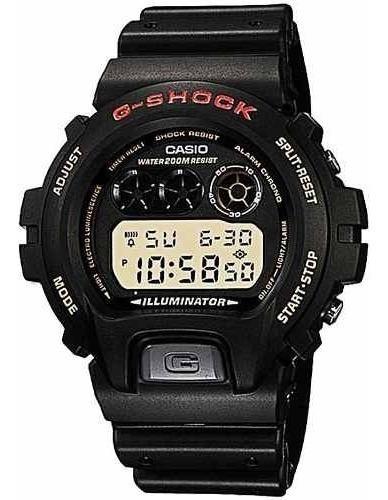 Relógio Casio Masculino G-schock Dw-6900g-1vqd Frete Grátis