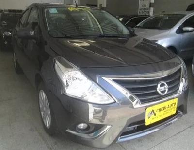 Nissan Versa 1.6 16v S 4p