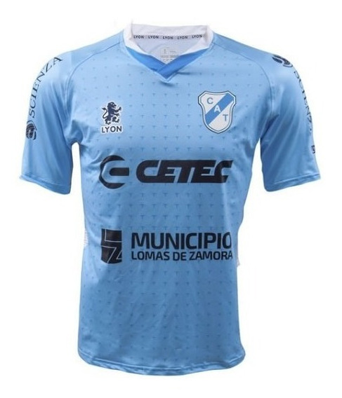 Temperley Camiseta Titular 2018/2019 Lyon Original