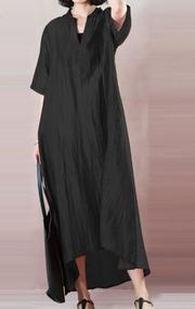 Vestido Maxi Xxl - Xxxl