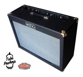 Amplificador Nativo St100r 100w Pre Valvular 2 X 12