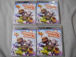 Little Big Planet 3 En Español Cambio Vendo Juegos Mandos