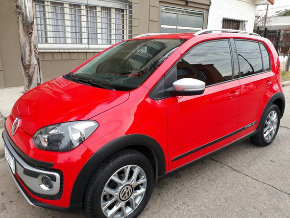 Volkswagen Up! 2017 1.0 Cross Up!