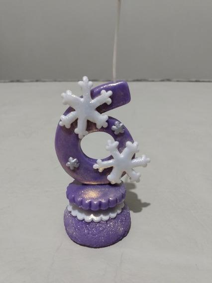 Vela De Olaf Frozen