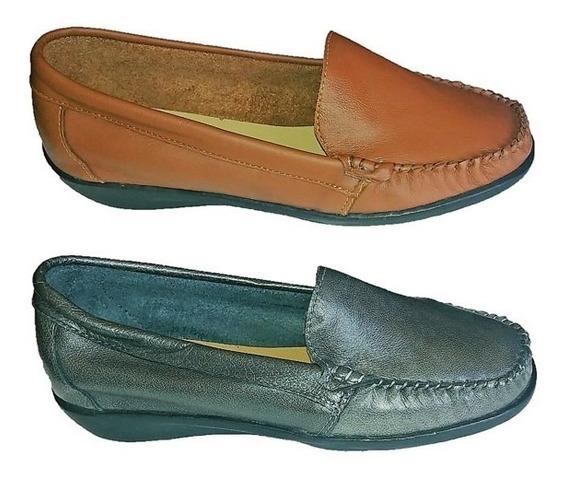 Zapatos Suaves Y Confortables De Piel #6