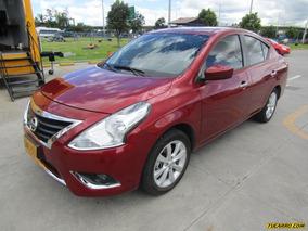 Nissan Versa Pure Drive 1.6