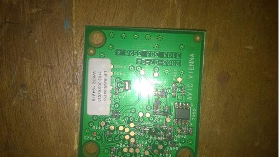 Placa Mp3 Do System Philips Fwm 779