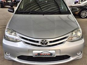 Toyota Etios 1.5 X Sedan Manual Flex 2013 Completo