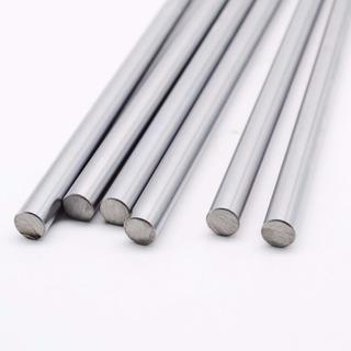 Barras De Acero Plata 25.0mm