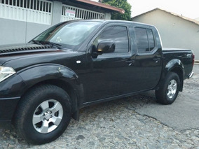 Nissan Frontier 4x4 Manual