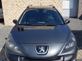 Peugeot 207 Sw 1.6 16v Escapade Flex 5p 2010