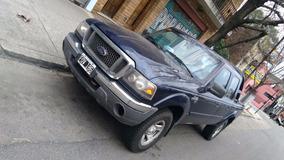 Ford Renger Doble Cabina 3.0 Xlt 4x4 Lista Para Transferir