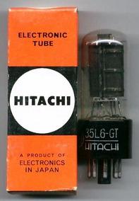 Válvula 35l6 Gt Marca Hitachi, Nova, Na Embalagem Original