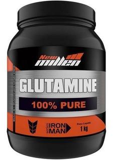 L-glutamina 100% Pure (1kg) New Millen