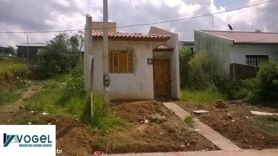 Casa Com 02 Dormitório(s) Localizado(a) No Bairro Monte Blanco Em São Leopoldo / São Leopoldo - 3201019